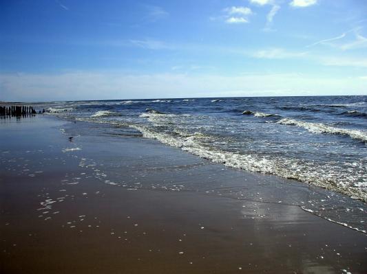 Die Nordsee, eine Einladung zum Baden... (Sylt) (© Gisela Perlwitz | Benefeld)