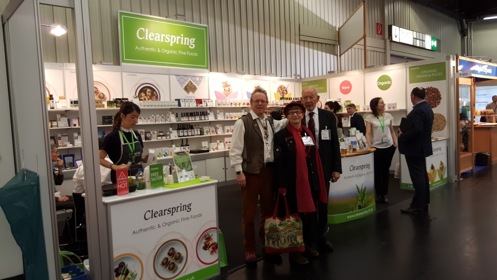 Biofach-Clearspring