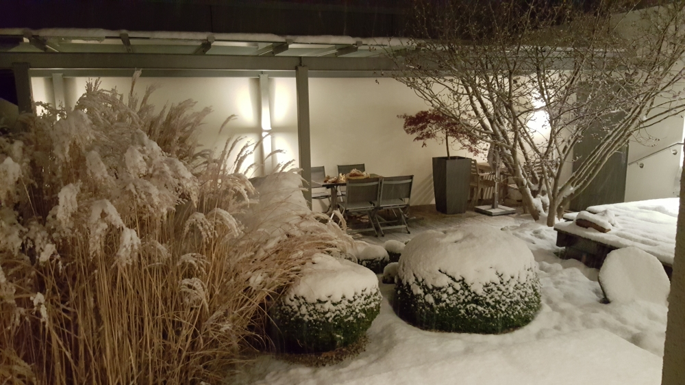 Winterterrasse