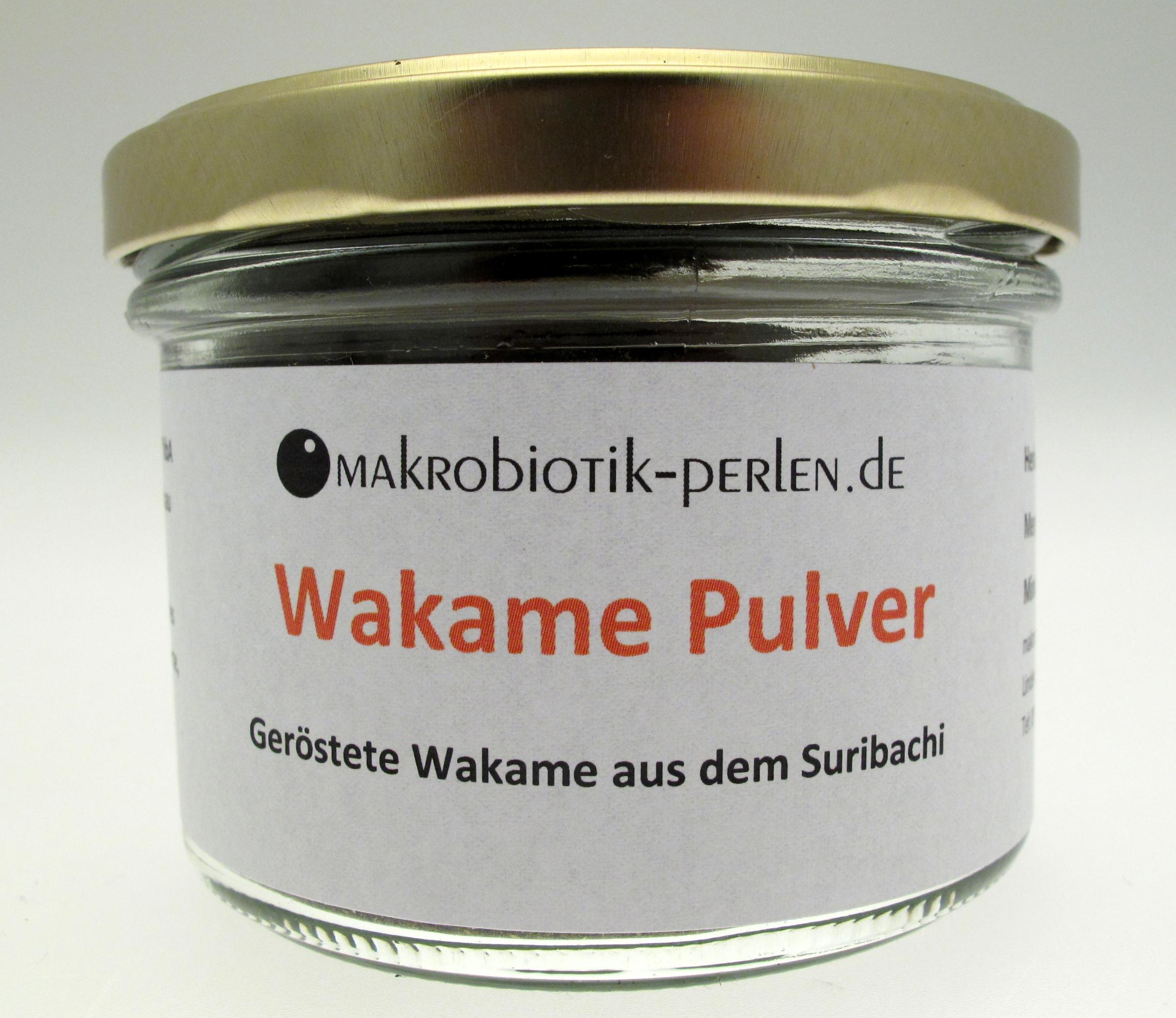 wakame pulver ger stete wakame aus dem suribachi spezialit ten aus dem suribachi aus. Black Bedroom Furniture Sets. Home Design Ideas